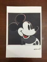 Picasso Litografia 38.5 x 28.5 cm Firma Timbro Spadem 1995 edizione 250 PIC126