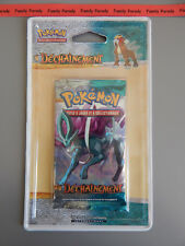 Booster BLISTER HS Dechainement Suicune Carte Pokemon neuf fr
