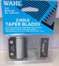 Wahl 2 Hole Replacement Blade Set For Sterling 4/Super Taper/Taper 2000-1006-400