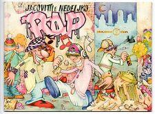 benito jacovitti + nedeljko bajalica RAP 0 Balocco Editore 1996