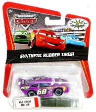 Disney World of Cars KMart N20 Cola #68 Die-Cast Vehicle Synthetic Rubber Tires!
