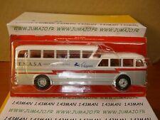 BUS /& Autocars du Monde 1//43 n°06 PEGASo Z-403 monocaco