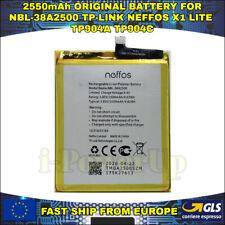 BATTERIA BATTERY NBL-38A2500 TP-LINK NEFFOS X1 LITE TP904A TP904C 2550mAh ITA