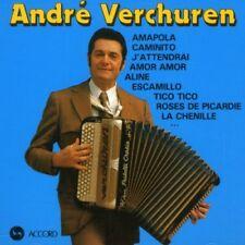 André Verchuren - Le Roi de L'accordeon [New CD]