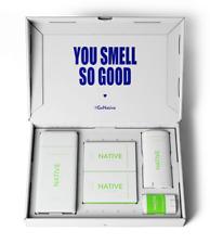 Native Deodorant Cucumber & Mint Set Aluminum Free