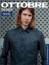 Ottobre Design Family magazine - sewing patterns