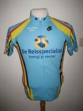 Reisspecialist Mallorca 2010 jersey shirt cycling maglia ciclismo trikot size M