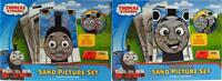 Set Of 2 Thomas The Tank Engine Make Your Own Sand Art Pictures