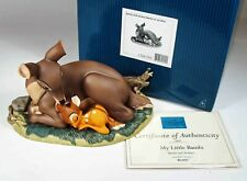 """Walt Disney Classic Collection:""""My Little Bambi"""", Bambi & Mother, Artist's Proof"""