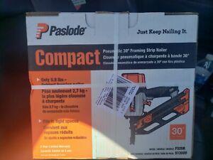 Paslode 513000 F325R Pneumatic Framing Nailer, New in box