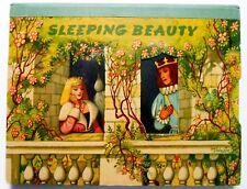 1961 Kubasta SLEEPING BEAUTY 8 pop-ups w/movables