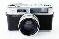 Yashica Electro 35 SLR Rangefinder Film Camera 45mm f/1.7 [For Parts] #0003