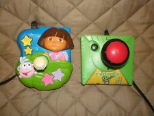 EUC - Plug & Play TV Games - KONAMI Frogger and Jakks Dora the Explorer