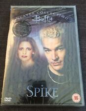 SPIKE BUFFY VAMPIRE SLAYER COLLECTION DVD James Marsters NEW 4 Classic Episodes