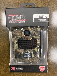 COVERT AW1-V 20MP Wireless Trail Scouting Camera - Camouflage (5731)