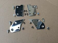 mgb gt stainless steel door capping end set inc fixing screws new item ROW7-G