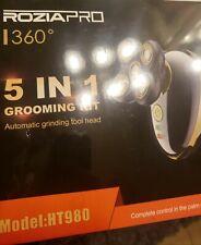 Roziapro 5 in 1 Mens Grooming Kit