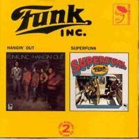 Funk, Inc., Funk Inc - Hangin' Out/Superfunk [New CD] UK - Import