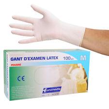 Mediclean Gants Latex poudré S 100p
