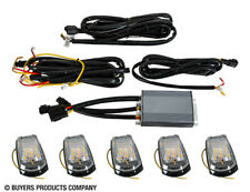 Buyers Products 8892003 LED Combination Marker/Strobe OEM Replacement Light Kit