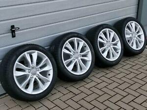 Audi A3 8P 8PA Sommerreifen Kompletträder Komplettradsatz Alufelgen Sommerräder