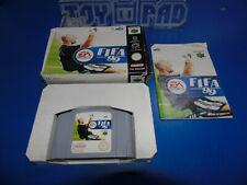 FIFA 99 - version française FRA - Nintendo 64 N64