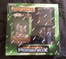Yu-Gi-Oh! V For Victory Super Starter Power Box New Factory Sealed