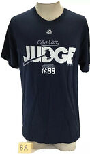 NY YANKEES AARON JUDGE GAVEL T-SHIRT NEW WITH TAGS LICENSED ADULT LARGE