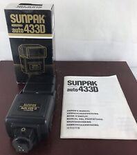 Sunpak Auto 433D