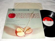 "Stanley Black / London Philharmonic ""Overture"" 1968 Jazz LP, VG, Phase 4, Stereo"