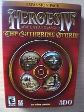 Heroes of Might and Magic IV: The Gathering Storm (PC, 2002)
