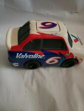 ERTL Nascar Mark Martin #6 Valvoline Push And Go Race Car