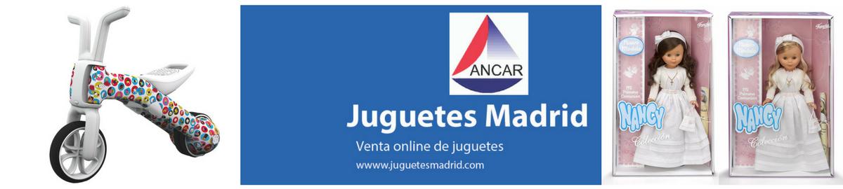 Juguetes Madrid