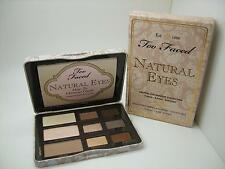 TOO FACED NIB NATURAL EYES NEUTRAL EYES 9 COLOR EYE SHADOW COLLECTION PALETTE