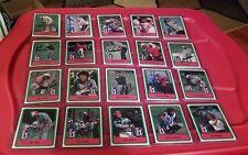 Rare 1982 Donruss Signed Autographed Auto Complete 66 card Golf Set