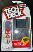 Tech Deck Street Hits Girl Skate Fingerboard Obstacle LE March 2020