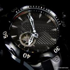Invicta Marvel Black Panther Venom Automatic Open Heart Ltd Ed 52mm Watch New