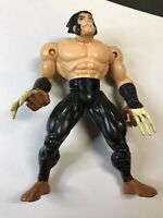 Vintage Marvel X-Men Classics Wolverine Action Figure 1996 Toy Biz