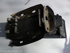 Placa subcaudal DUCATI ST4 subcaudal placa holder Kennzeichenhalter