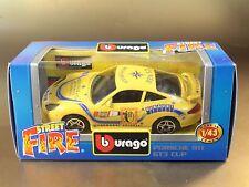 BBURAGO BURAGO 1/43 STREET FIRE COLLECTION #41860 PORSCHE 911 GT3 CUP [PL3-24]