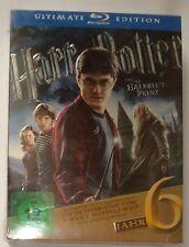Harry Potter und der Halbblut-Prinz - Ultimate Edition (Jahr 6) Blu Ray