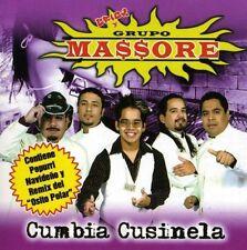 "ERICK Y SU GRUPO MASSORE ""Cumbia Cusinela"" NEW Sealed CD (2008)"