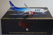 Gemini Jets G2SAS656 Boeing B737-86N SAS 70th Anniversary  LN-RGI in 1:200