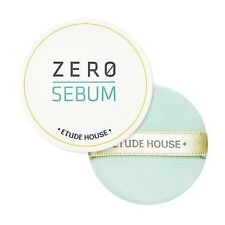 ETUDE HOUSE Zero Sebum Drying Powder 6g for Oily Skin - NEW 2018 *UK Seller*