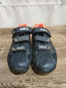 Louis Garneau Men's Multi Air Flex Cycling Shoes Size UK 7.5 USA 10.5 Euro 42