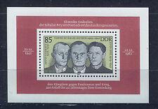 ALEMANIA/RDA EAST GERMANY 1983 MNH SC.2331 Schulze-Boysen/Harnack resistance