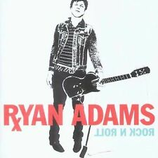Rock N Roll - Ryan Adams  CD Melissa Autumn Der Maur Billie Joe armstrong