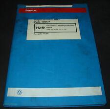 Werkstatthandbuch VW Polo III 6N Karosserie Montage Arbeiten innen ab 1995!
