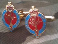 Welsh Guards Military Cufflinks