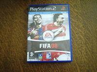 jeu playstation 2 FIFA 08